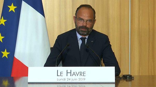La France veut un nouvel espace de dialogue avec la Russie