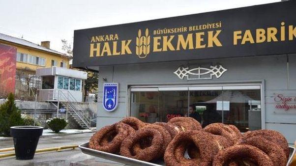 Mansur Yavaş'ın atadığı Halk Ekmek Yönetim Kurulu'na sicil onayı verilmedi