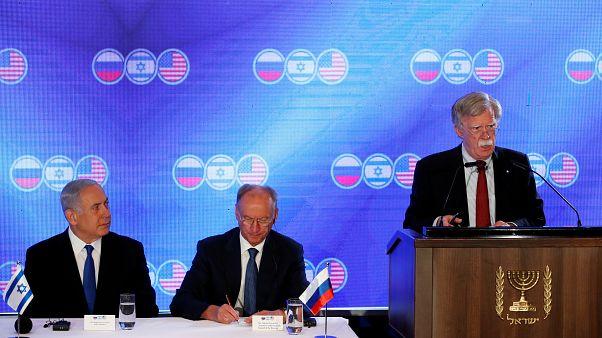 جان بولتون: ترامپ درهای مذاکره با ایران را باز گذاشته است