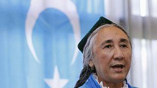Uygur insan hakları savunucusu Rabia Kadir