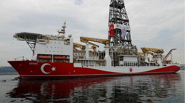 دور جدید مناقشه میان قبرس و ترکیه بر سر حق حفاری نفت و گاز