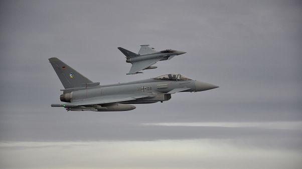 Verunglückte Eurofighter: Flugschreiber gefunden
