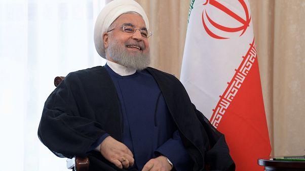 İran Cumhurbaşkanı Ruhani'den Beyaz Saray'a: 'Zihinsel engelli'
