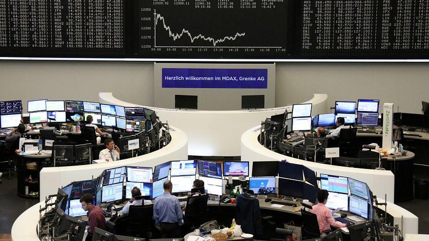التوترات مع إيران تنعكس سلباً على أداء أسواق الأسهم الأوروبية