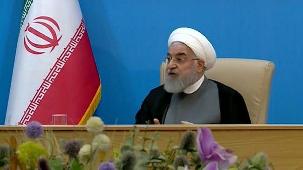 """Ruhani: """"Weißes Haus wird von Geisteskrankheit heimgesucht"""""""