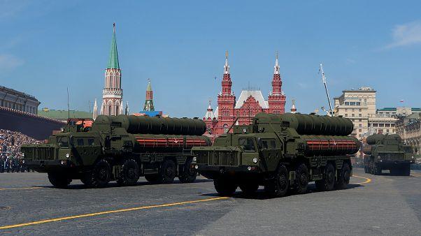 Rus S-400 hava savunma sistemi