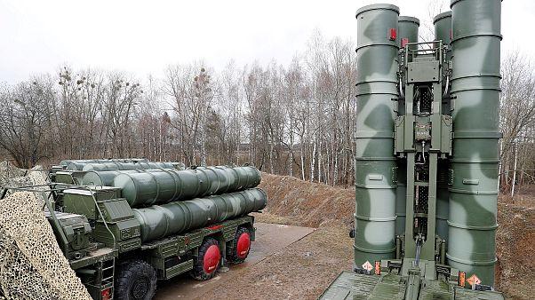 ABD'nin NATO Daimi Temsilcisi: S-400 teslim edilirse Türkiye F-35 programından çıkarılacak