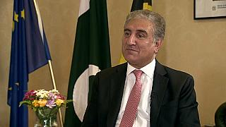 وزير خارجية باكستان شاه محمود قريشي
