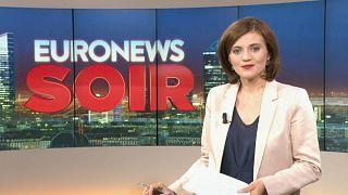 Euronews Soir : l'actualité du mardi 25 juin 2019