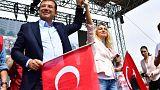 İstanbul Büyükşehir Belediye Başkanı Ekrem İmamoğlu kendisi ve eşinin mal varlığını açıkladı