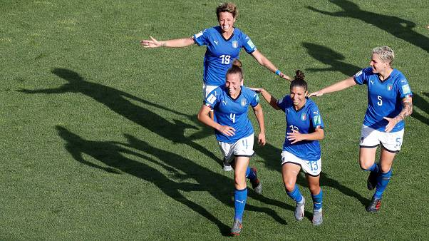 Francia 2019: l'Italia ai quarti, Cina battuta 2-0
