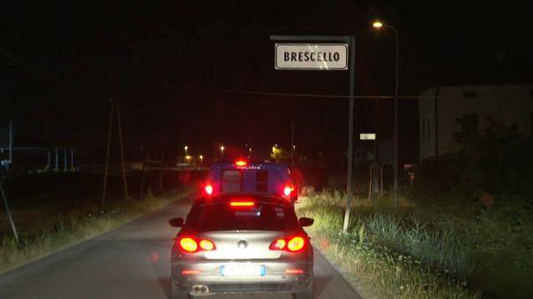 Golpe a la mafia calabresa en Italia