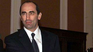 Ermenistan eski Cumhurbaşkanı Koçaryan için 3. tutuklama kararı