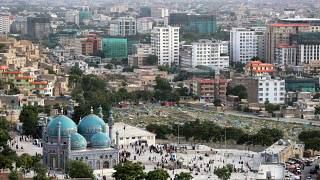 Report: Afghanistan sees increase in civilian casualties