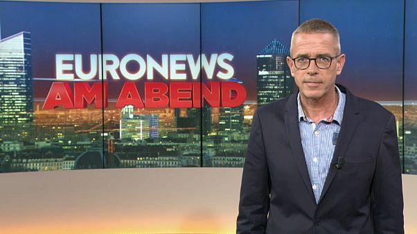 Euronews am Abend vom 25.06.2019