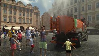 Прага: в поисках прохлады