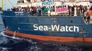 Tribunal Europeu dos Direitos Humanos rejeita apelo do Sea Watch