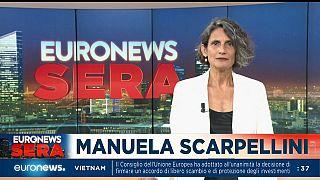 Euronews Sera | TG europeo, edizione di martedì 25 giugno 2019
