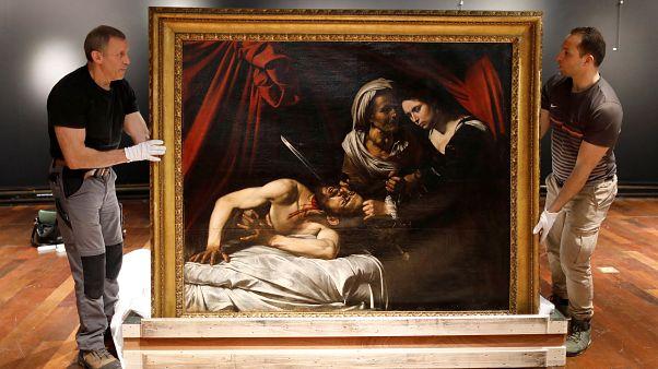 100 évig pihent egy padláson Caravaggio képe, többszáz millió euróért kelt el