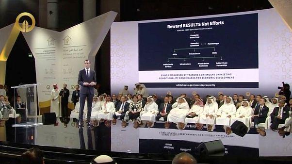Jared Kushner, Refah için Barış forumunda konuştu / Bahreyn