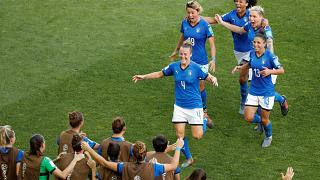 2:0 über China: Edel-Joker Galli befördert Italien ins WM-Viertelfinale