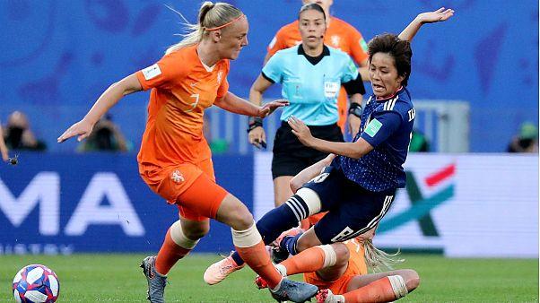 جام جهانی فوتبال زنان؛ شمارش معکوس برای فینال زودرس فرانسه و آمریکا