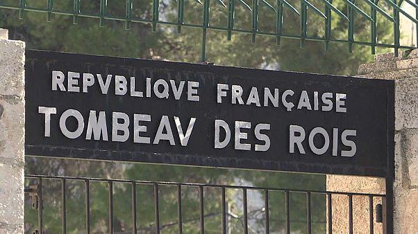 La France va rouvrir le tombeau des rois à Jérusalem