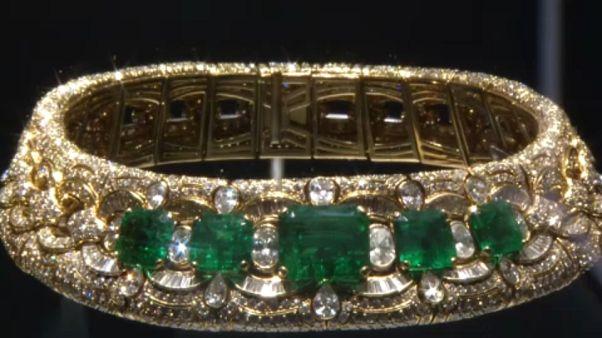 """Bulgari mette in mostra """"i gioielli della Dolce Vita"""""""