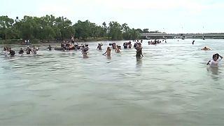 Tragédia no Rio Grande