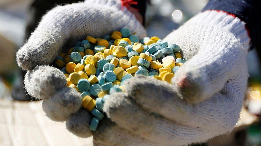 Nőtt a drogfogyasztás, legnépszerűbb szer a fű