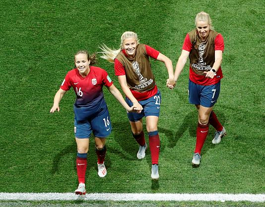 US faces difficult challenge in quarterfinal vs. host France