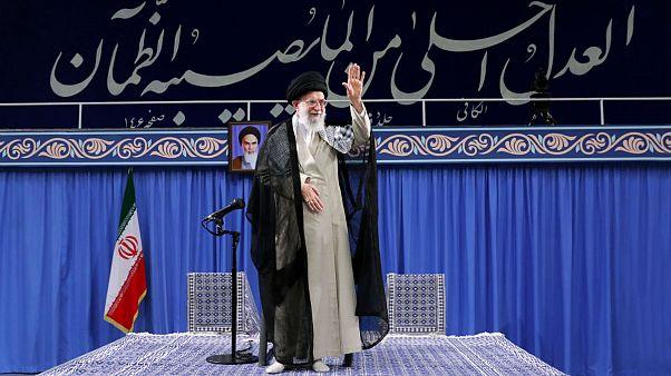 رهبر ایران: پیشنهاد آمریکا برای مذاکره یک فریب است