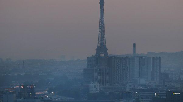 Fransız mahkemesi, Paris'teki hava kirliliğinden dolayı devleti mahkum etti