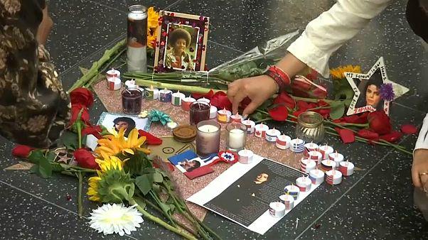 Trauer und Protest am Todestag: Fans halten zu Michael Jackson