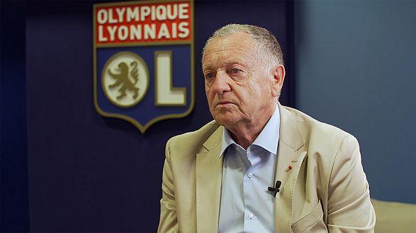 """Jean-Michel Aulas """"Die Gehaltsansprüche der Spielerinnen sind zeitgemäß"""""""