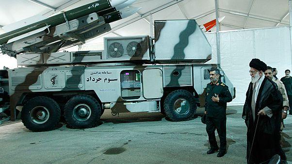 نمایشگاه دستاوردهای نیروی هوافضای سپاه پاسداران انقلاب اسلامی