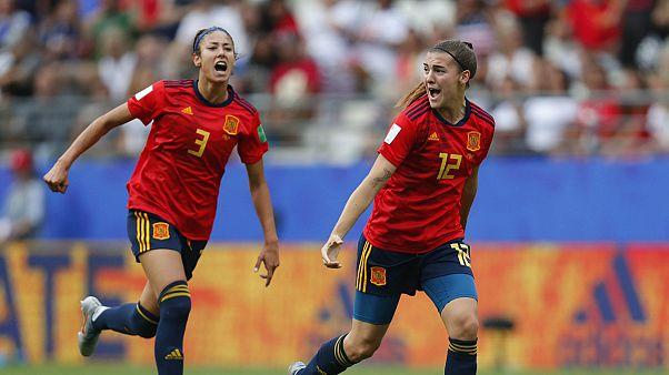 La buena actuación de La Roja en el Mundial dispara la fiebre del fútbol femenino en España