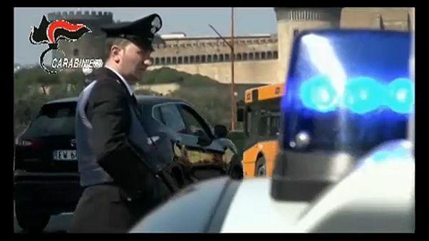 Δεκάδες συλλήψεις μελών της ιταλικής Καμόρα