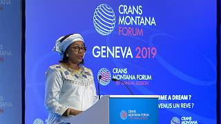 Crans Montana forum talks  peace, development and stability in Geneva