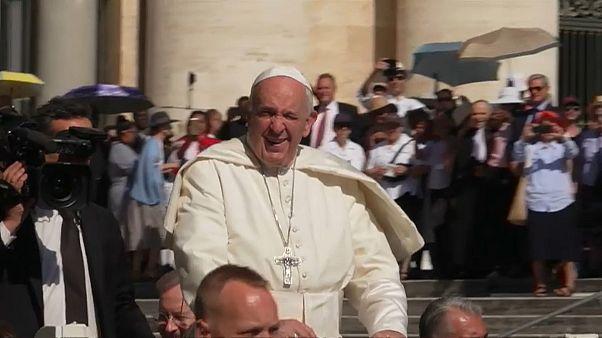 Ватикан: испытание зноем