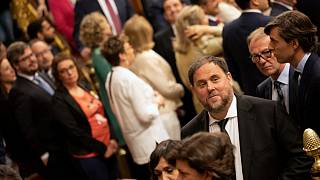 Inhaftierte Separatisten nach Katalonien transferiert