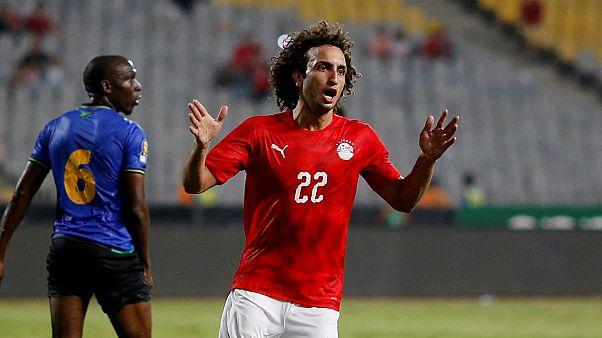 """استبعاد """"عمرو وردة"""" من قائمة المنتخب المصري بعد اتهامات بالتحرش"""