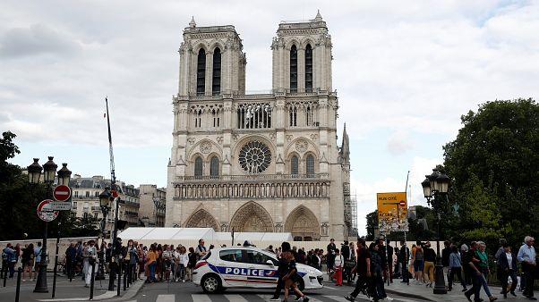 Vergessene Zigarette, Technik-Panne? Notre-Dame keine Brandstiftung