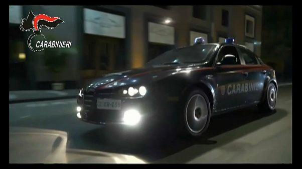 Polícia italiana detém 126 membros de clãs da Camorra