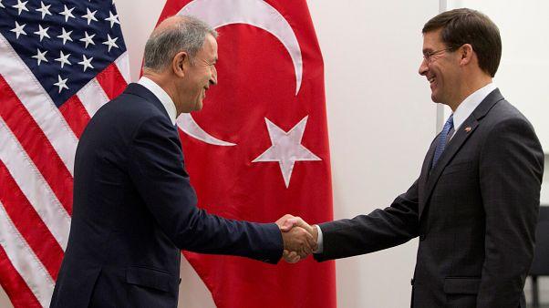 ABD Savunma Bakanı, NATO toplantısında Akar'ı uyardı: Türkiye S-400 alırsa yaptırım uygulanır