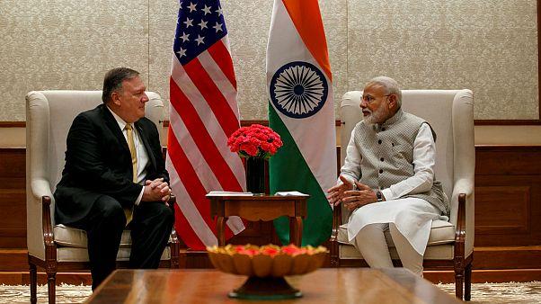 مایک پمپئو به هند درباره تامین نفت مورد نیازش اطمینان داد