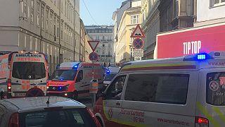 Έκρηξη στο κέντρο της Βιέννης- Μερική κατάρρευση κτιρίων