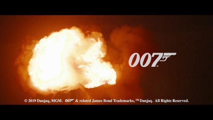 """شاهد: """"أم جي أم"""" تطلق الشريط المصور الترويجي لجيمس بوند 25"""
