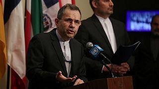 تختروانچی در شورای امنیت:  دیگر نمیتوان توافق هستهای را حفظ کرد