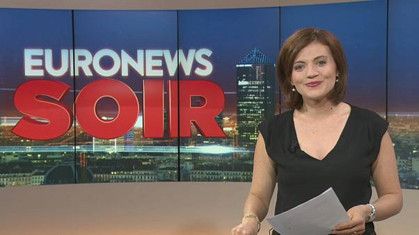 Euronews Soir : l'actualité du mercredi 26 juin 2019
